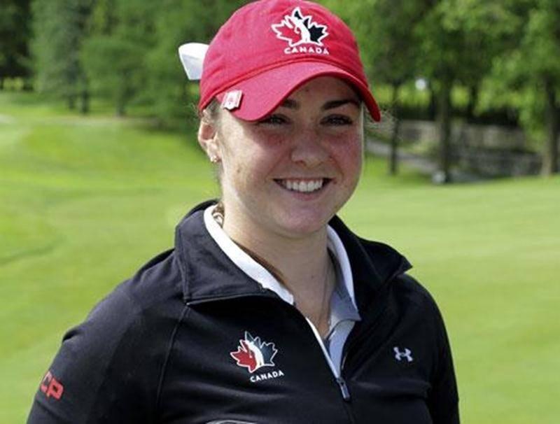 Valérie Tanguay a poursuivi sur sa lancée en terminant 2 e au Championnat provincial amateur féminin NIVO.