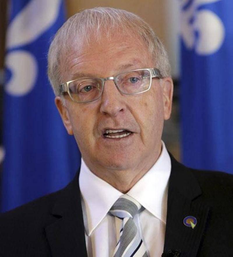 Le député sortant de Saint-Hyacinthe, Émilien Pelletier, a traité d'économie locale dans le contexte tout chaud du départ de Mario De Tilly, dg du CLD et de la Cité.