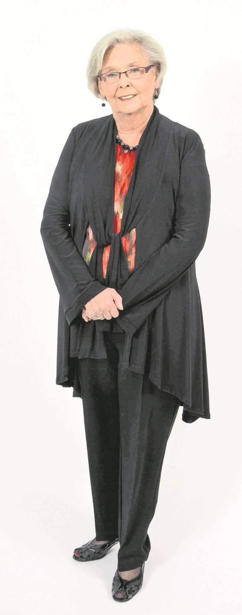 L'honorable Andrée Champagne sera bientôt membre de l'Ordre du Canada, en reconnaissance de son service civique en tant que parlementaire, son engagement envers la Francophonie et son importante contribution au théâtre et au petit écran. Photothèque Le Courrier