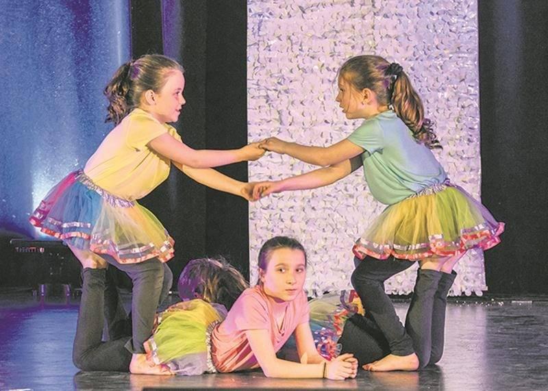 Pas moins de sept numéros de danse ont été présentés pour cette 7e édition de Primaire en spectacle. Photos François Larivière | Le Courrier ©