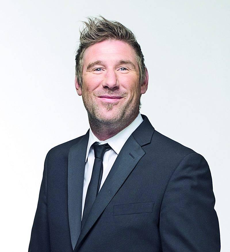 Peter MacLeod est le dernier de quatre humoristes à être présenté dans le cadre de L'Été dans le 450. Photo courtoisie