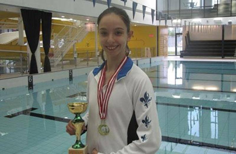 Mélody Roy a excellé lors de son passage à l'Austrian Youth Open de nage synchronisée à Vienne en Autriche, remportant deux médailles d'or. La première a été obtenue en figures et l'autre dans la compétition par équipe. Pour participer à cette compétition, Mélody a dû se classer parmi les 10 meilleures nageuses du Québec. Peu de temps après, elle s'est envolée à Calgary afin de participer au camp de sélection de l'équipe nationale de nage synchronisée. Sa candidature n'a toutefois pas été retenu