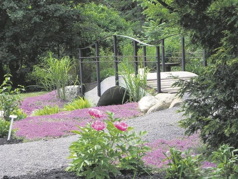 Le Jardin Daniel A. Séguin désigné « Expérience jardin Canada 150 »