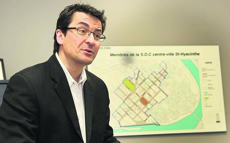 La SDC demeura vigilante dans le dossier du stationnement, affirme son directeur général, Simon Cusson. Photothèque | Le Courrier ©