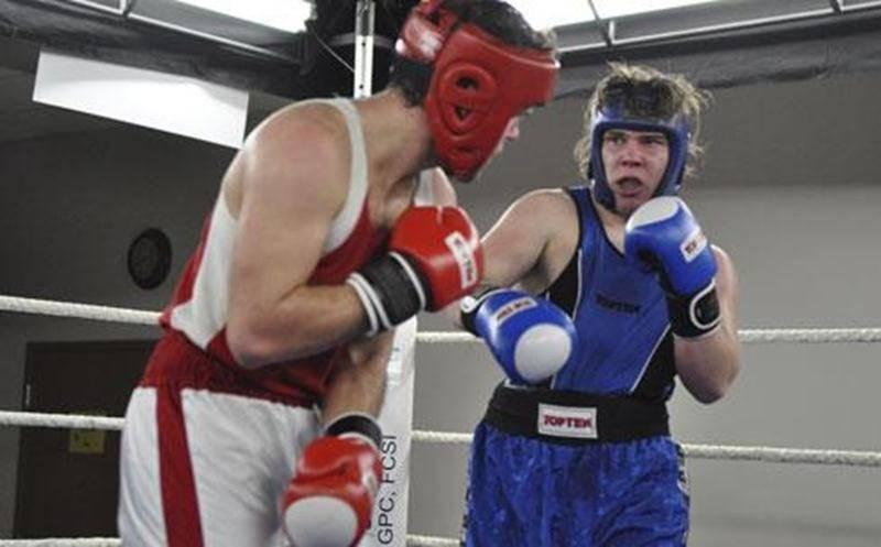 Richard Horth (à droite) tentera de prouver aux dirigeants de Boxe Canada qu'il mérite sa place pour les championnats mondiaux de boxe olympique, qui se dérouleront à l'automne, en Thaïlande.