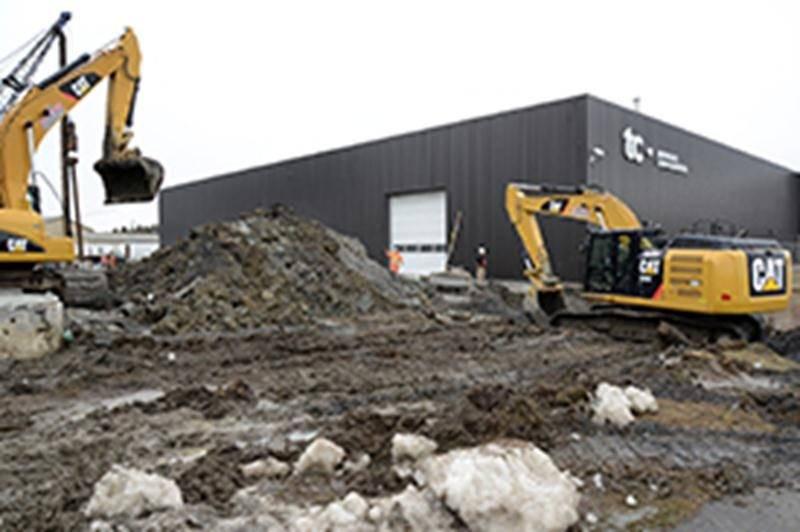 Transcontinental investit 8 M$ à Saint-Hyacinthe