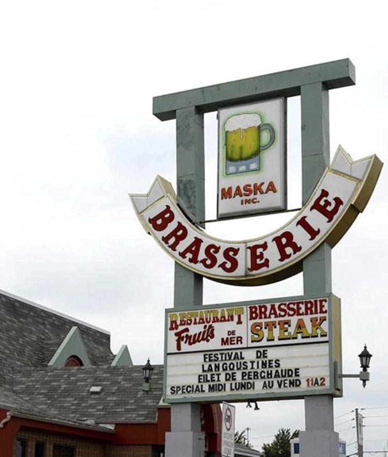 Le restaurant Brasserie Maska cessera ses opérations dès le 18 août.