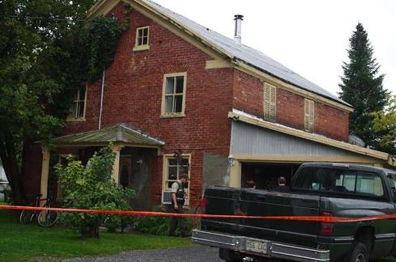 Un homme a été retrouvé ensanglanté dans son domicile de la rue Saint-Roch, à Saint-Jude.