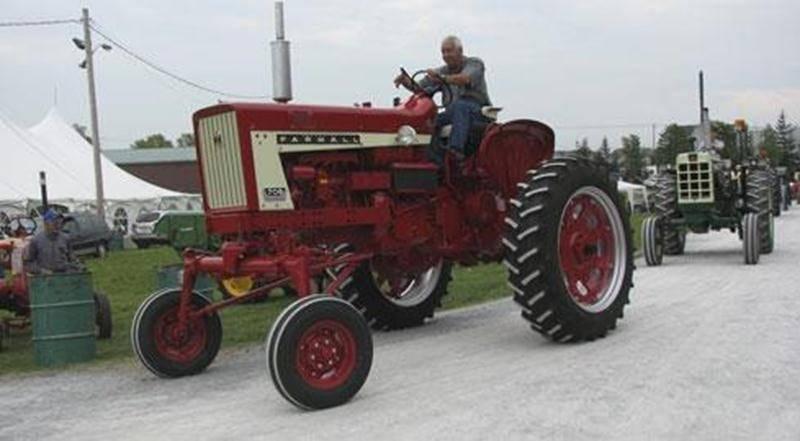 Le parc Les Salines accueillera pour une dernière fois les exposants de machinerie agricole lors du Week-end rouge les 8 et 9 septembre.