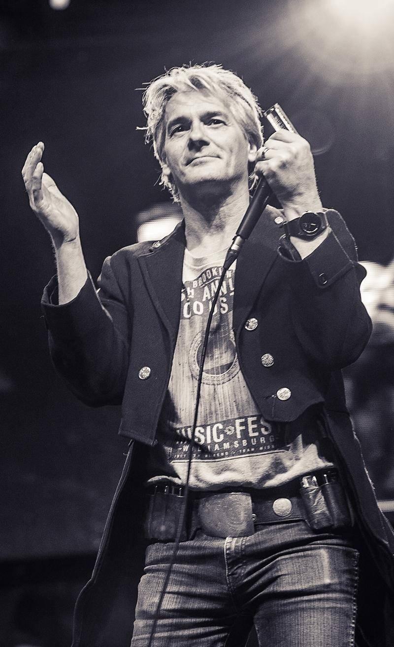 Mononc' Serge sera sur la scène du Zaricot le samedi 26 novembre, à 21 h. Photo Martin Aubertin ©