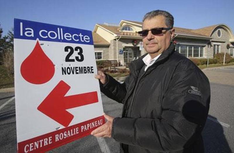 Réjean Laramée estime que la Ville devrait être plus souple dans l'application de sa réglementation sur l'affichage.