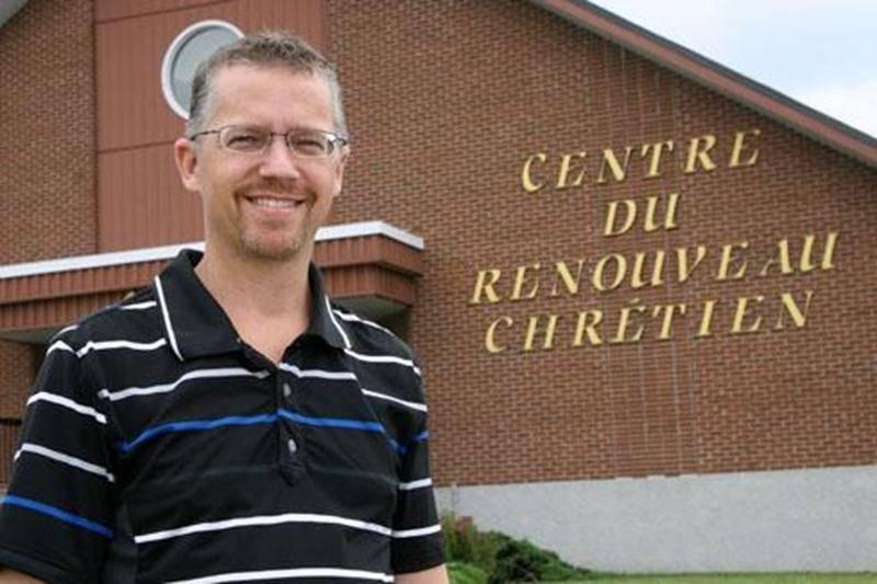 Le pasteur Guy Gosselin sera responsable de la nouvelle église pentecôtiste de Saint-Hyacinthe.