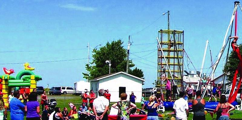 Sainte-Madeleine en fête accueille près de 2 000 visiteurs chaque année et offre une programmation pour les petits et grands. Photo courtoisie
