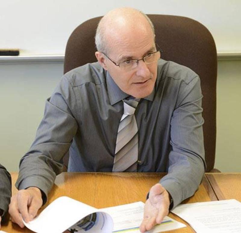 Gabriel Michaud, directeur général de la MRC Les Maskoutains