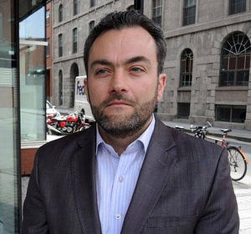 Donald Riendeau, spécialiste en éthique et en gouvernance.