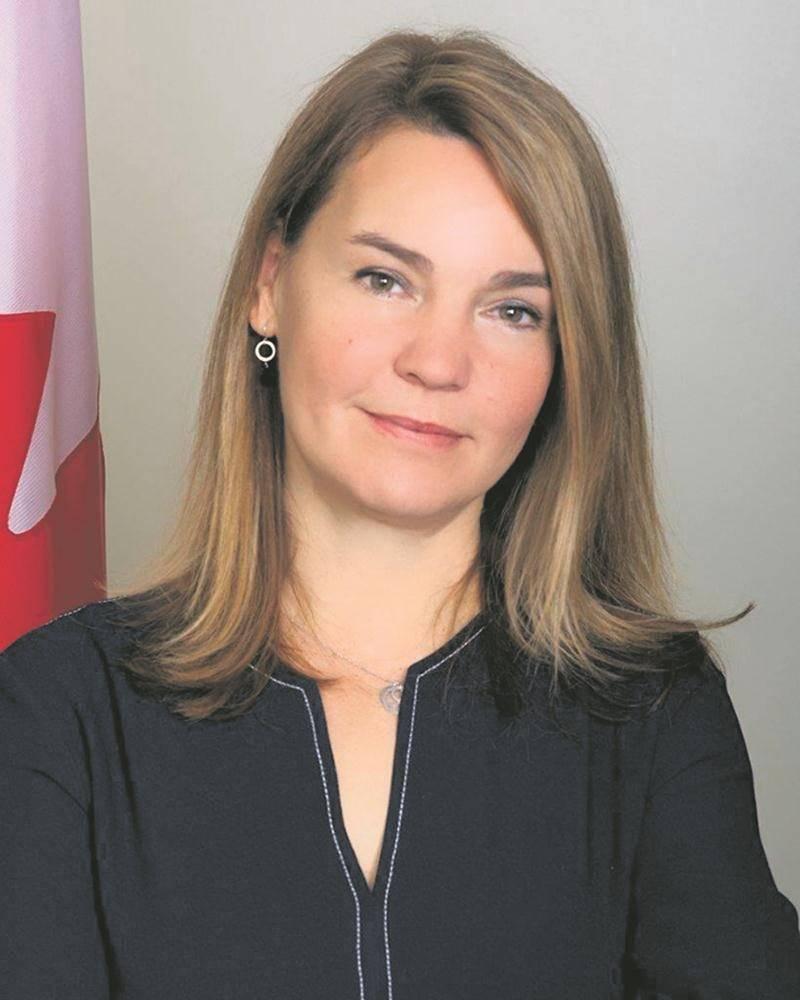 Caroline Maynard deviendra la prochaine commissaire à l'information du Canada.  Gouvernement du Canada