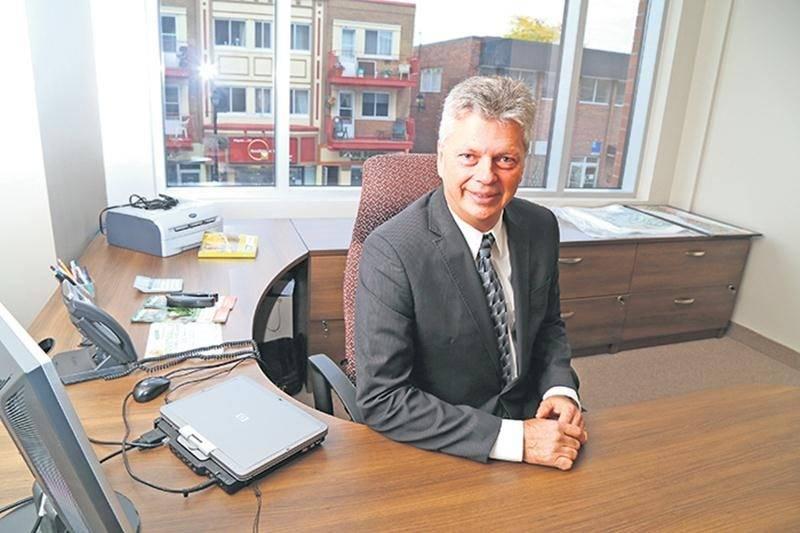 Sylvain Gervais, directeur général de Commerce Tourisme Granby et région.