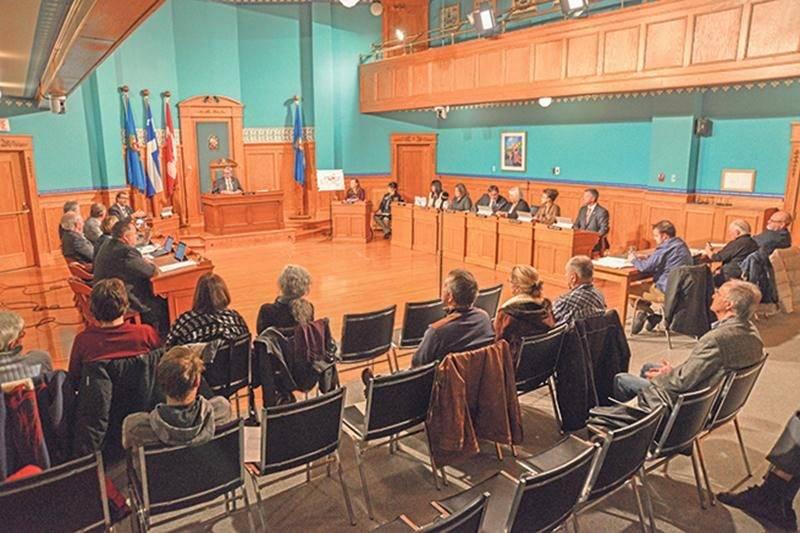 En fin de compte, les élus de Saint-Hyacinthe demeureront aussi occupés qu'avant avec les divers comités locaux et régionaux. Photo François Larivière | Le Courrier ©