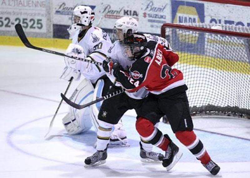 Les Vikings de Saint-Eustache sont venus à bout des Gaulois, vendredi, au Stade L.-P.-Gaucher.