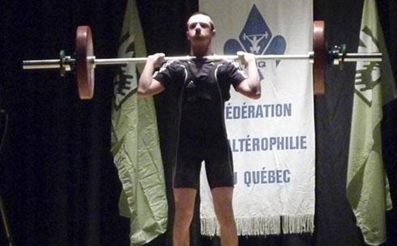 Alexandre Brière a réussi le meilleur combiné chez les garçons de 62 kg.