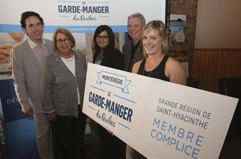 Le site web le Garde-Manger du Québec offre une vitrine virtuelle alléchante aux producteurs, transformateurs et tables gourmandes situés dans la MRC des Maskoutains.