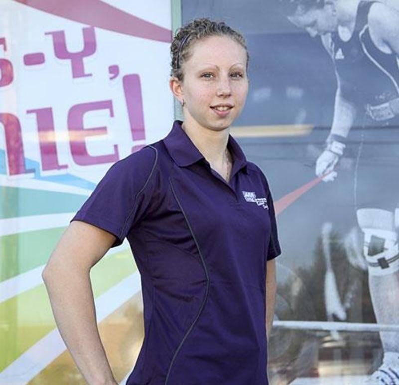 Annie Moniqui, 22 ans, reste sereine malgré la lourde charge qui l'attend pour ses premiers Jeux olympiques à Londres. La compétition d'haltérophilie des 58 kg se déroulera le 30 juillet.