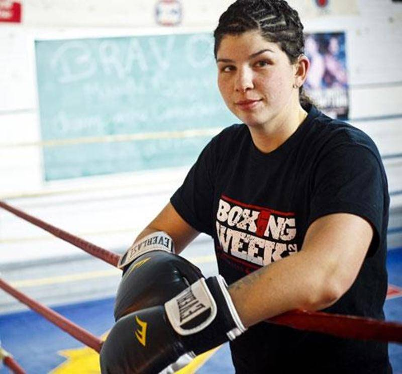 Après l'or au championnat canadien, une place sur l'équipe nationale est le prochain objectif dans la mire de la boxeuse Maude Bergeron.