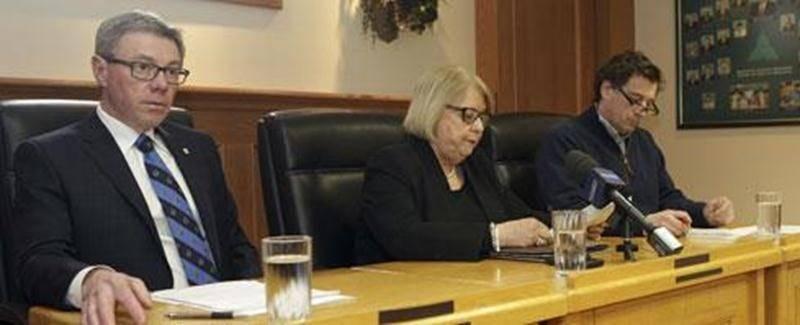 La journée même où le maire Claude Corbeil, le président de la Cité André Barnabé et la présidente du CLD Francine Morin ont annoncé l'octroi d'un mandat à Raymond Chabot Grant Thornton pour clarifier la gestion budgétaire du CLD, le rapport en question a été reçu à la MRC. Il devrait être rendu public d'ici quelques jours.
