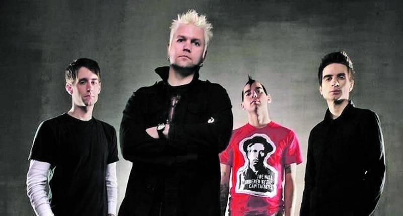 Le Festival Hard Candy a réussi un gros coup de filet en attirant, pour sa première édition, le groupe américain Anti-Flag, reconnu pour son engagement social.