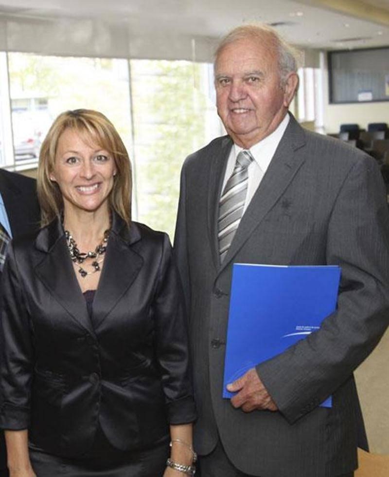 Les deux candidats élus par la population au conseil d'administration du CSSSRY sont Nathalie Dubord, de Mont-Saint-Hilaire et Jean Boily, de Beloeil.