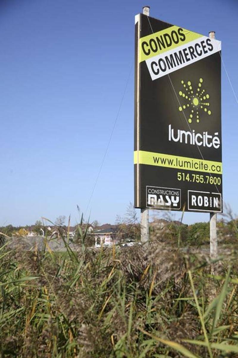 Le Groupe Robin pilotera un développement commercial à Saint-Mathieu-de-Beloeil.