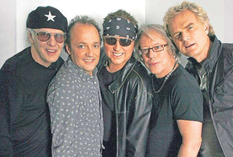 Le groupe Loverboy offrira une prestation le mercredi 7 juin au Centre des arts Juliette-Lassonde. Photo Mick Rock ©