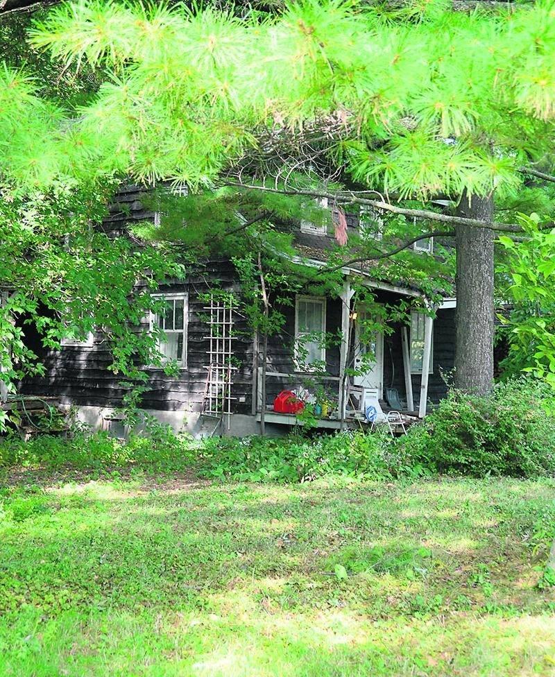 La maison du 11815, Yamaska. Photo Robert Gosselin | Le Courrier ©