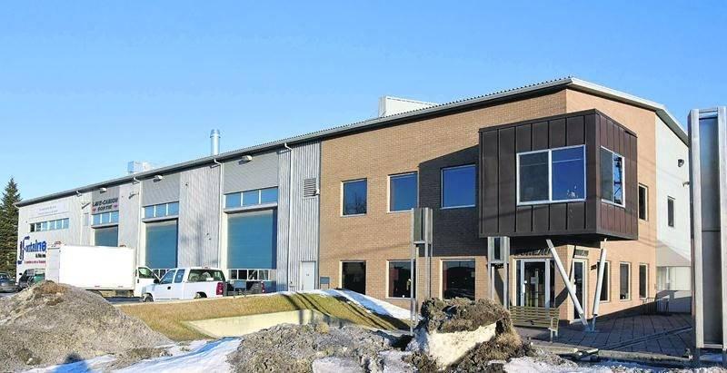 L'entreprise Camille Fontaine & Fils vient d'être vendue au Groupe GLF Environmental de Toronto. Photo François Larivière | Le Courrier ©