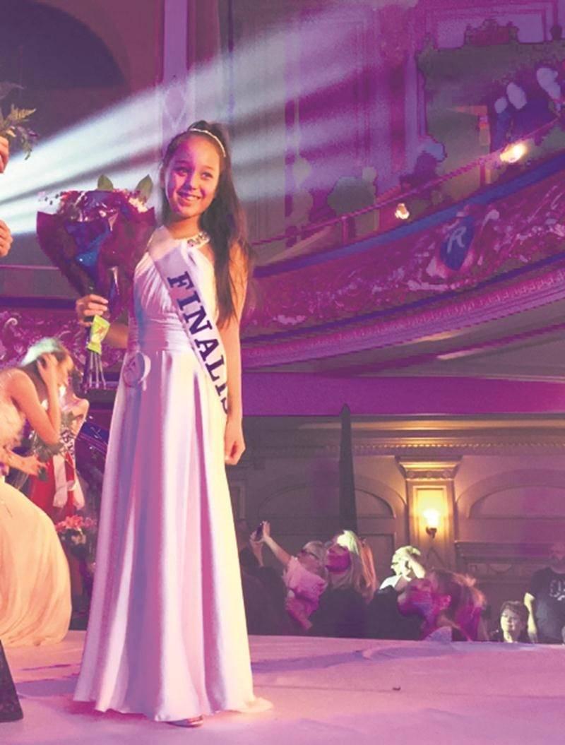 Une Maskoutaine en lice pour devenir Miss Pré Teen Québec