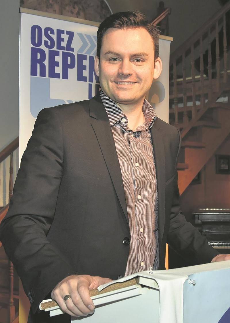 Paul St-Pierre Plamondon, conseiller spécial au renouvellement du Parti québécois.  Photo François Larivière | Le Courrier ©
