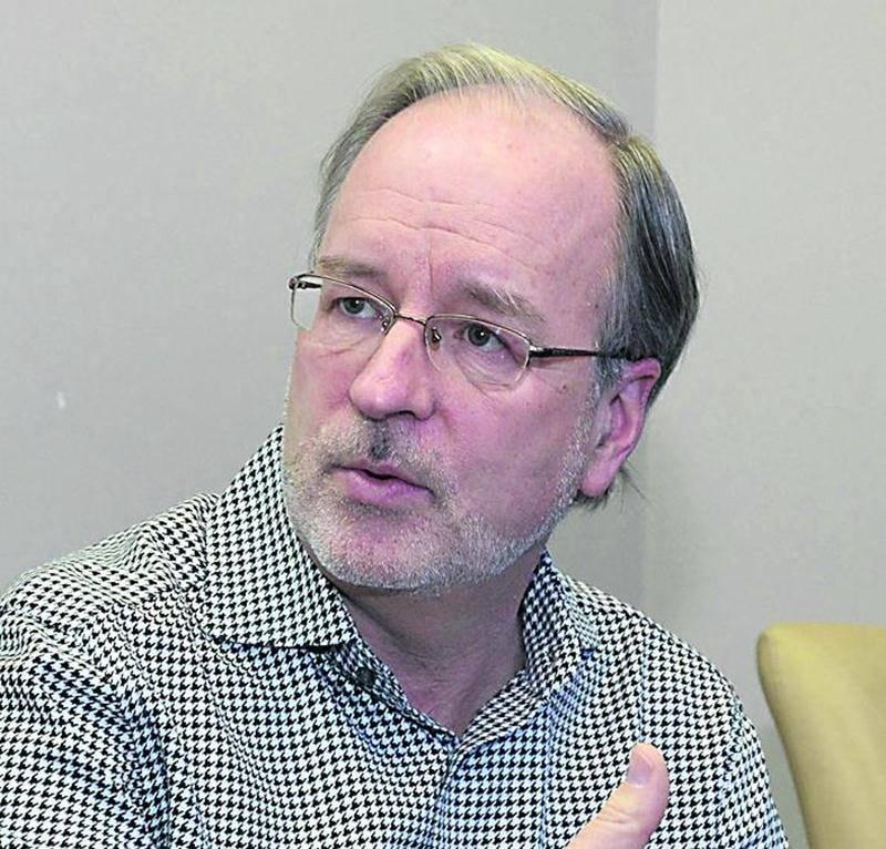 Jacques Taillefer, président-directeur général du Groupe Maskatel. Photo François Larivière | Le Courrier ©