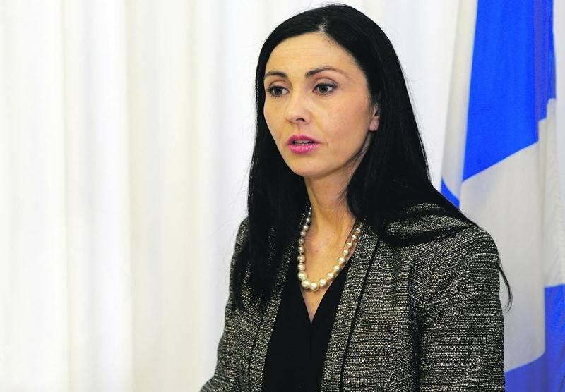 La députée caquiste, Chantal Soucy. Photothèque | Le Courrier ©