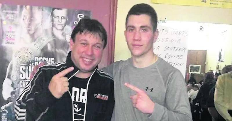 Ulysse Lalanne a remporté le Défi des champions, disputé le week-end dernier à Québec, chez les 69 kg junior. Photo Courtoisie