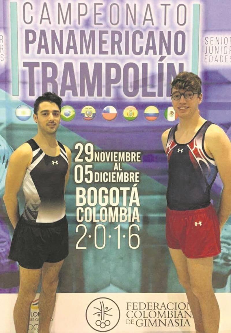 Kevin Desjardins-Rodier et Jean-Philippe