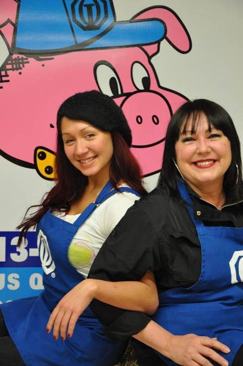 Johanne Blouin et Elizabeth Blouin Brathwaite présenteront un spectacle original de plus de 90 minutes, le vendredi 12 août, au Festival du Porc de Saint-Nazaire.