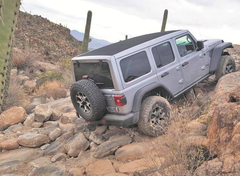 Jeep Wrangler JL 2018 : Mamaaaaannnn!