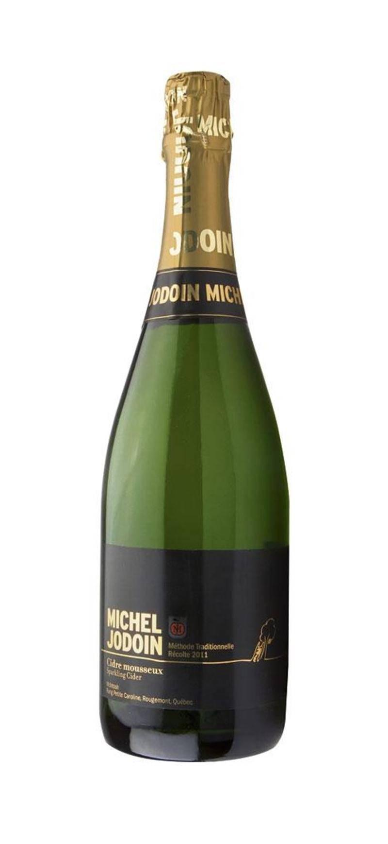 La Cidrerie Michel Jodoin a remporté une double médaille d'or pour son Cidre mousseux sec.