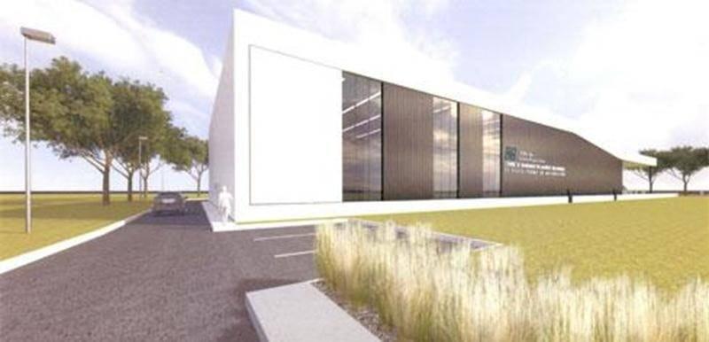 Un nouveau centre de réception et de traitement des matières organiques sera construit dans le parc industriel Théo-Phénix selon les plans du bureau d'architectes ACDF.