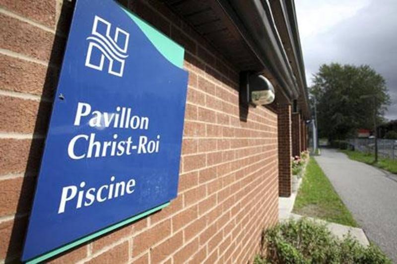Un premier contrat a été accordé en vue de l'agrandissement du pavillon Christ-Roi.