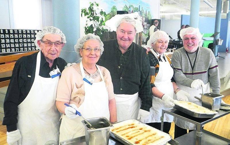 L'Association des Chevaliers bénévoles participe à plusieurs événements à grand déploiement tels que la partie de sucre, l'épluchette de blé d'Inde et la messe du dimanche.