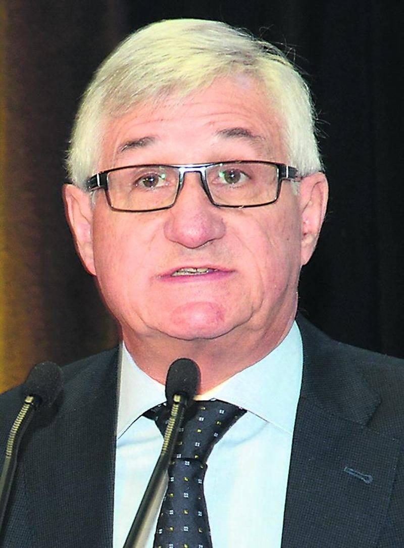 Jean-Claude Dufour, doyen de la Faculté des sciences de l'agriculture et de l'alimentation de l'Université Laval. Photo François Larivière   Le Courrier ©