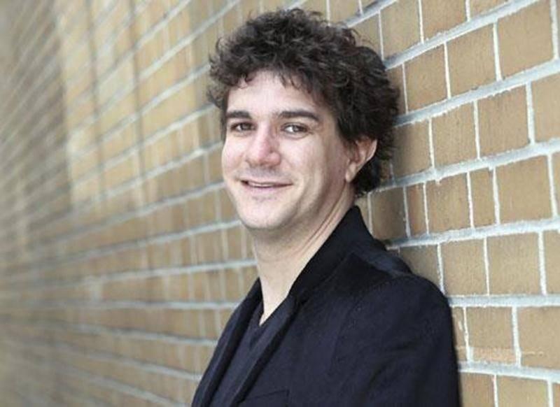 Jérôme Charlebois était de passage à Saint-Hyacinthe pour présenter <em>Flambant 9</em> quelques jours avant la sortie de l'album.