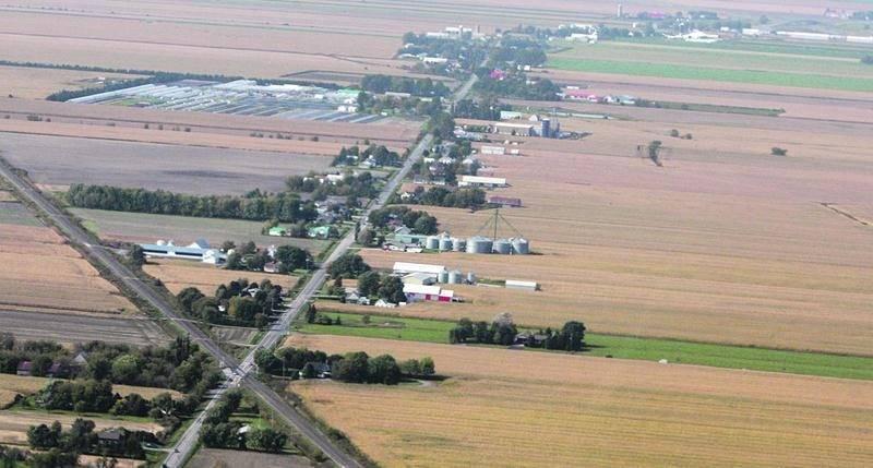 La création d'un parc industriel régional en zone agricole est demeuré un élément majeur dans la version finale du PDZA de la MRC des Maskoutains, récemment adopté par le conseil des maires.   Photo Robert Gosselin | Le Courrier ©