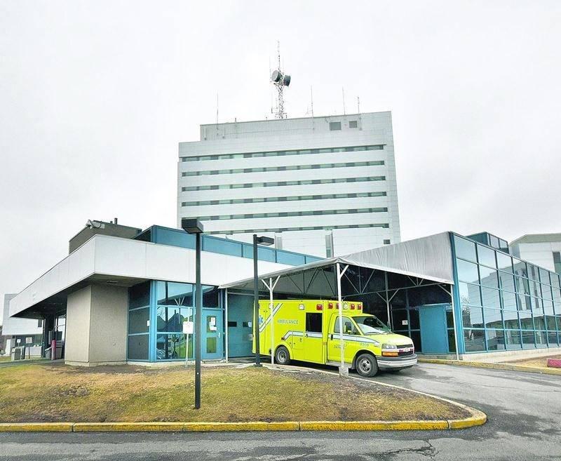 L'agrandissement de l'urgence de l'hôpital Honoré-Mercier est au coude à coude avec celui de Pierre-Boucher. Les deux projets ont été priorisés par le CISSSME.  Photo François Larivière | Le Courrier ©